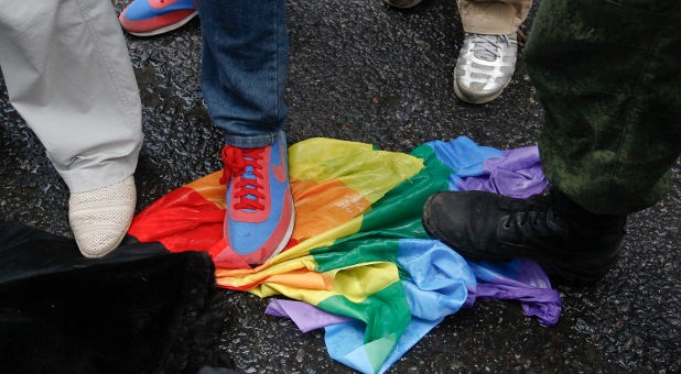 News : Russia's Anti-Gay Law