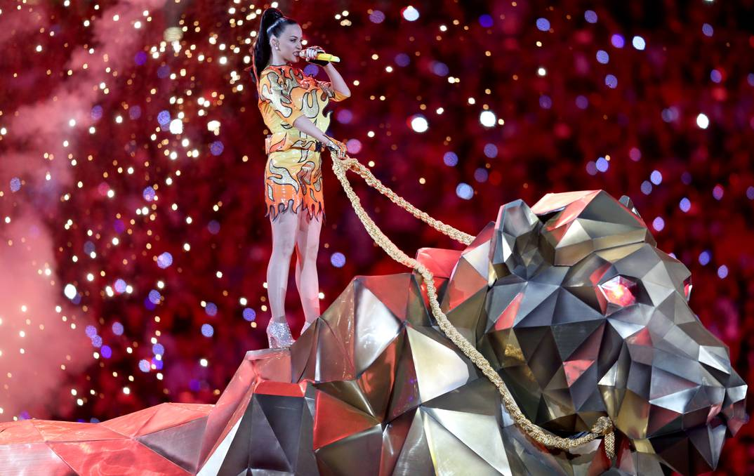 Music : What Did You Think Of Katy Perry's Show?