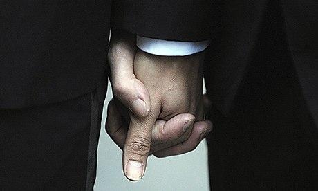 Gay Stuff : A Successful Gay Marriage