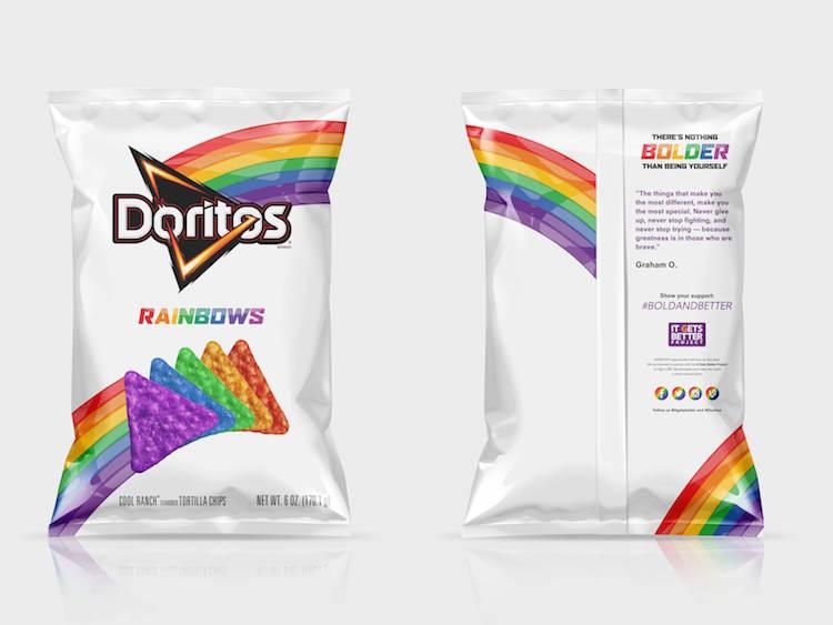 News : Doritos Goes Gay