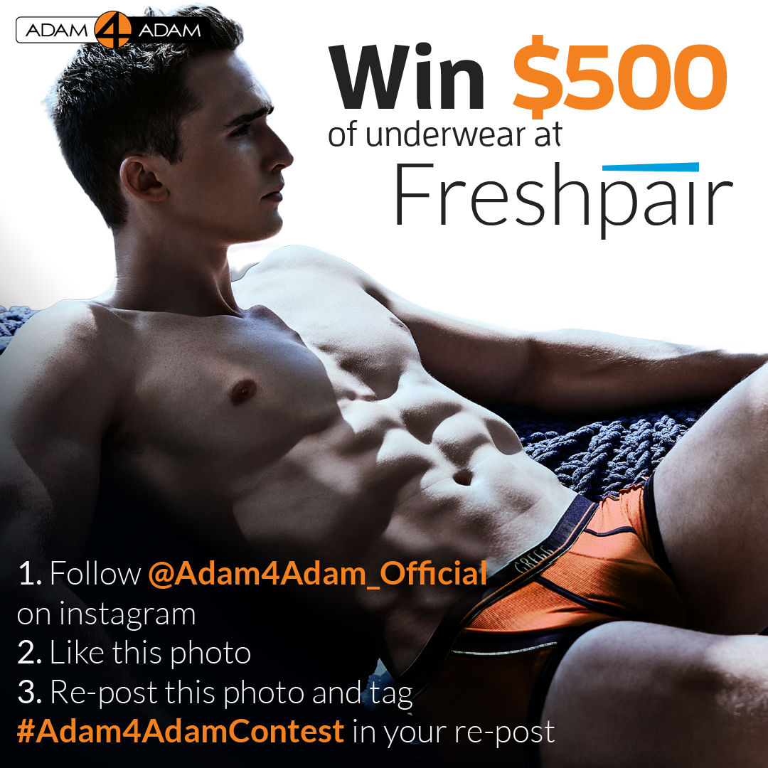Contest : A4A Is Giving ANOTHER $500 Of Undies!