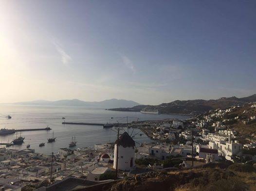 Travel : Dave In Mykonos