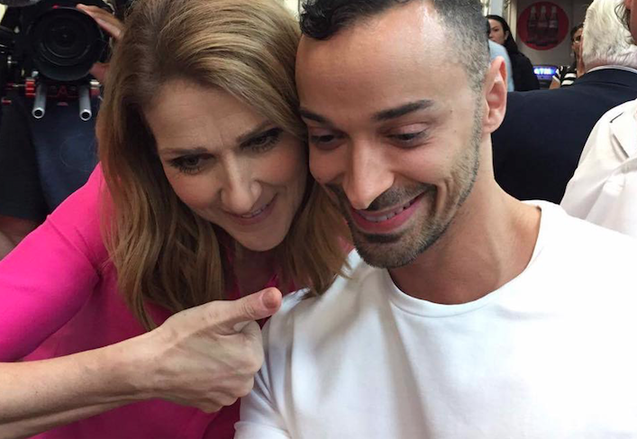 Celebrities : My Date With Celine Dion
