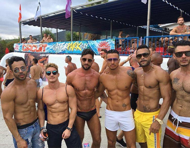 Travel : It Was Raining Men at the Circuit Festival 2016