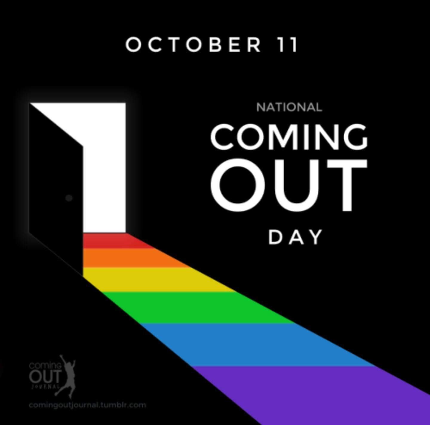 Speak Out : National Coming Out Day