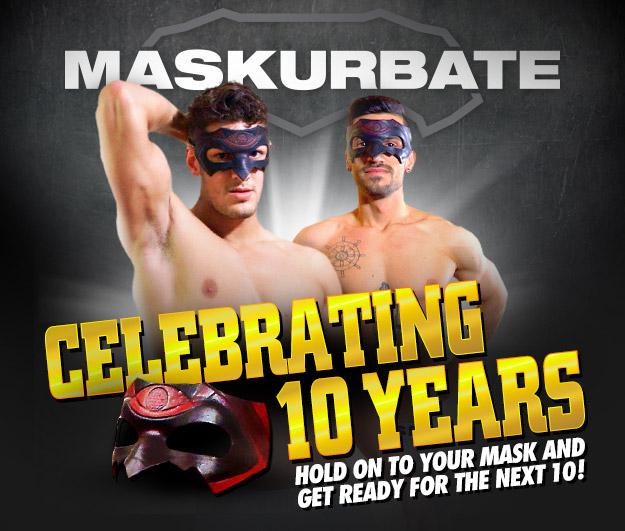 Promotion : Hot Masked Men