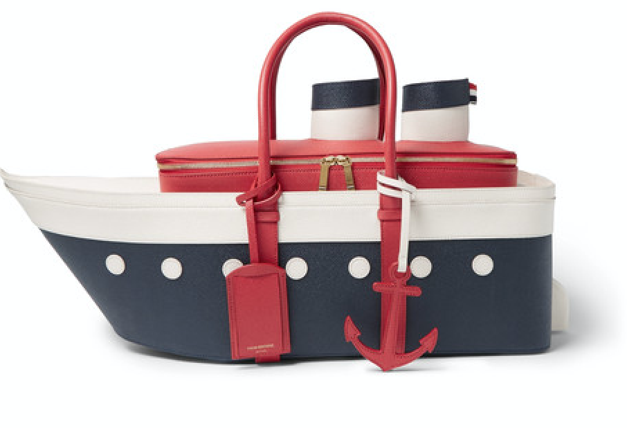 Style : Spring Will be Navy, Red and White!