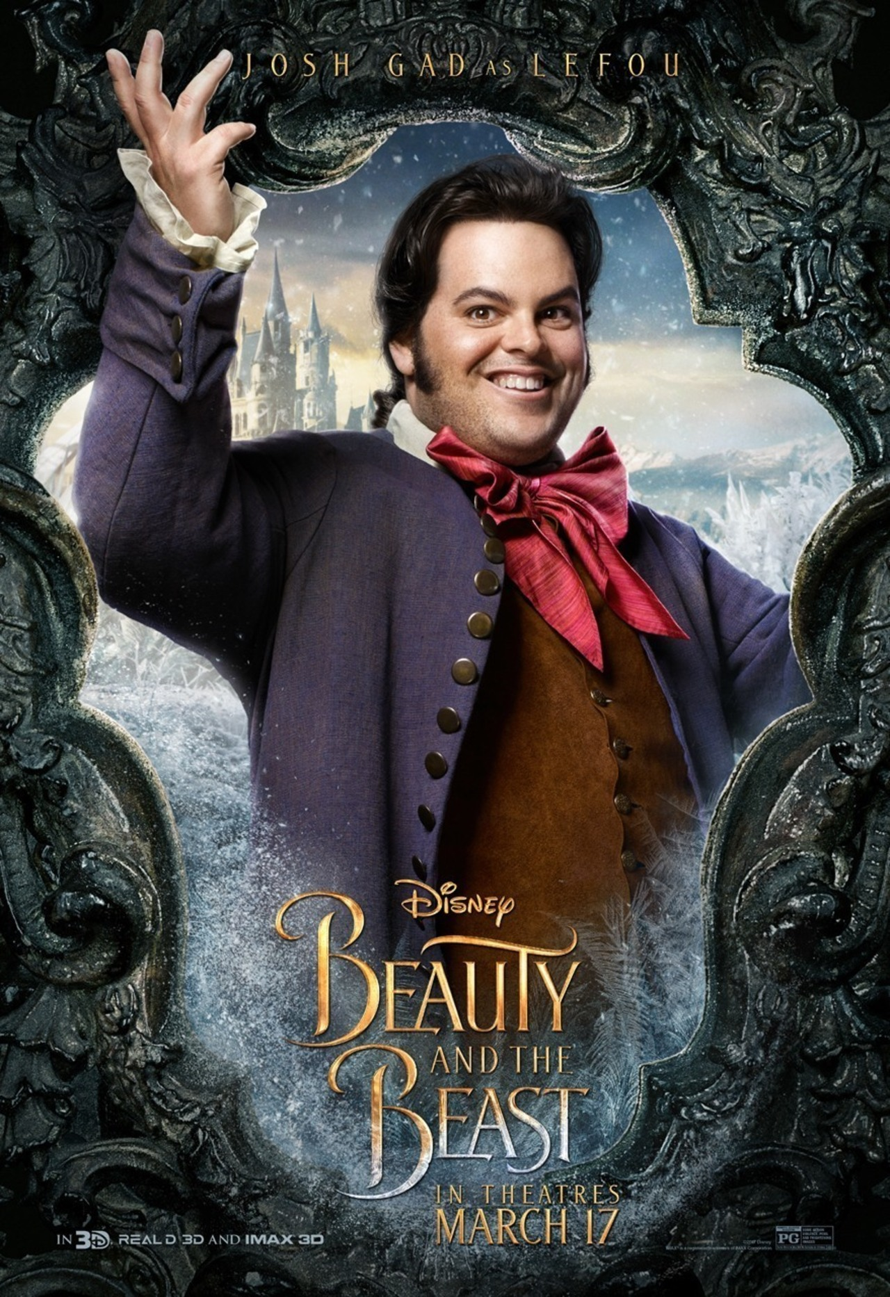 """Movie : Disney Teases """"Gay"""" Moment in Beauty and the Beast"""