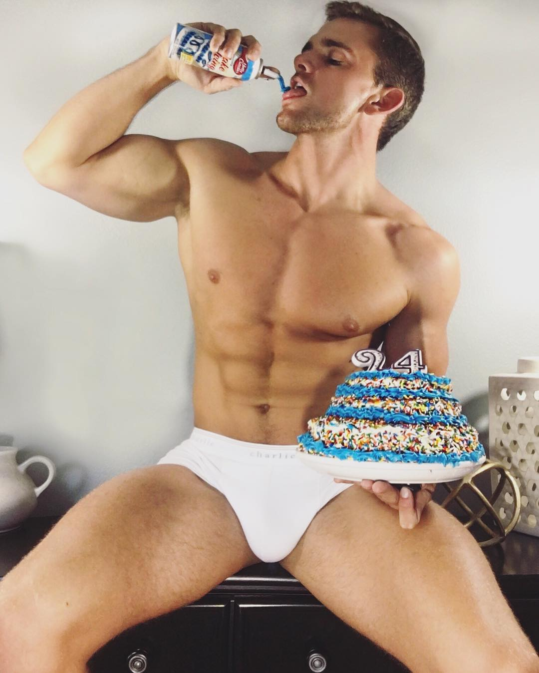 Hottie of The Day: Instagram Hunk Keegan Whicker's Sexiest Photos