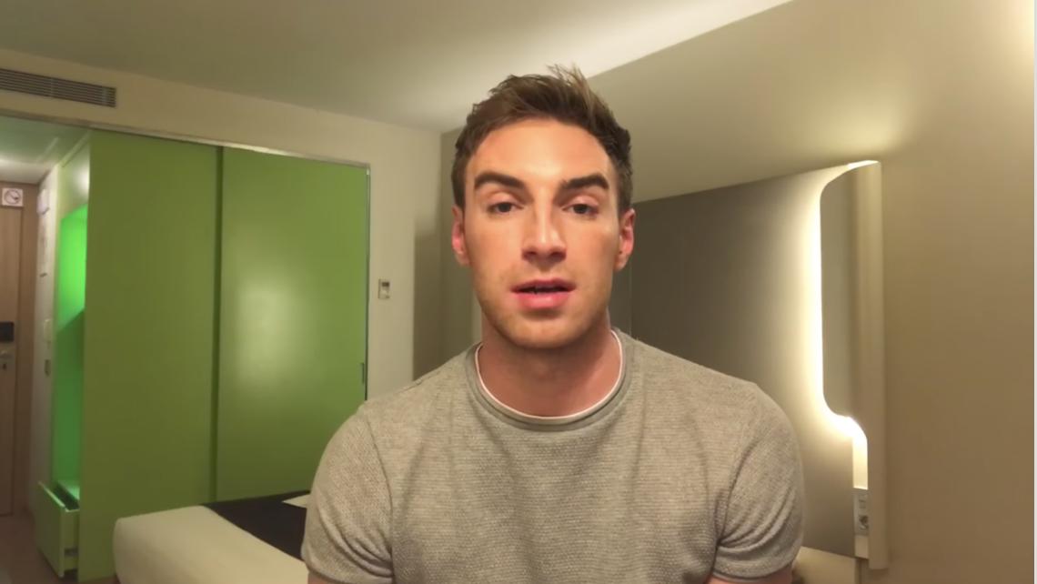 Pornstars: Kayden Gray Reveals He's HIV-Positive