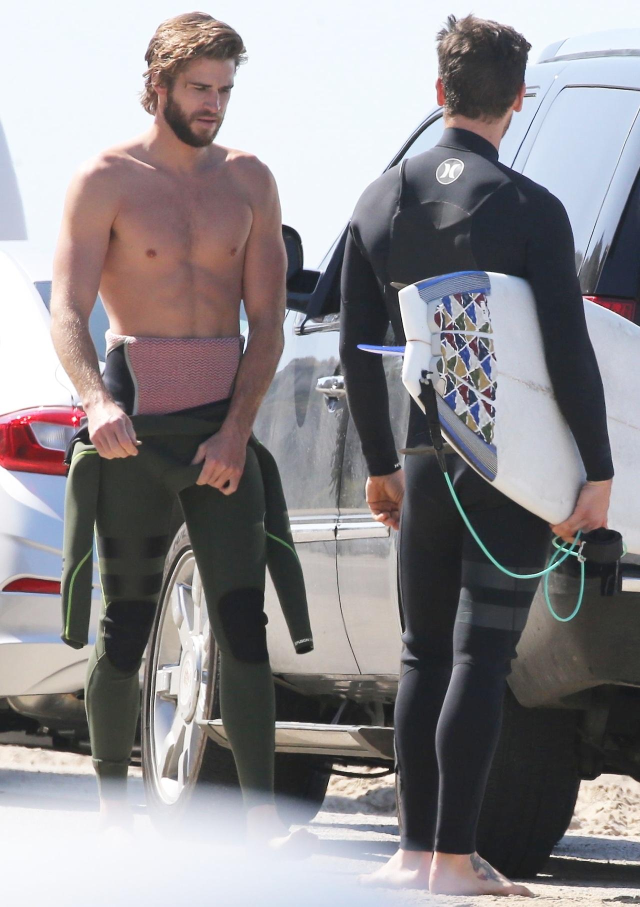 Hot or Not: Liam Hemsworth
