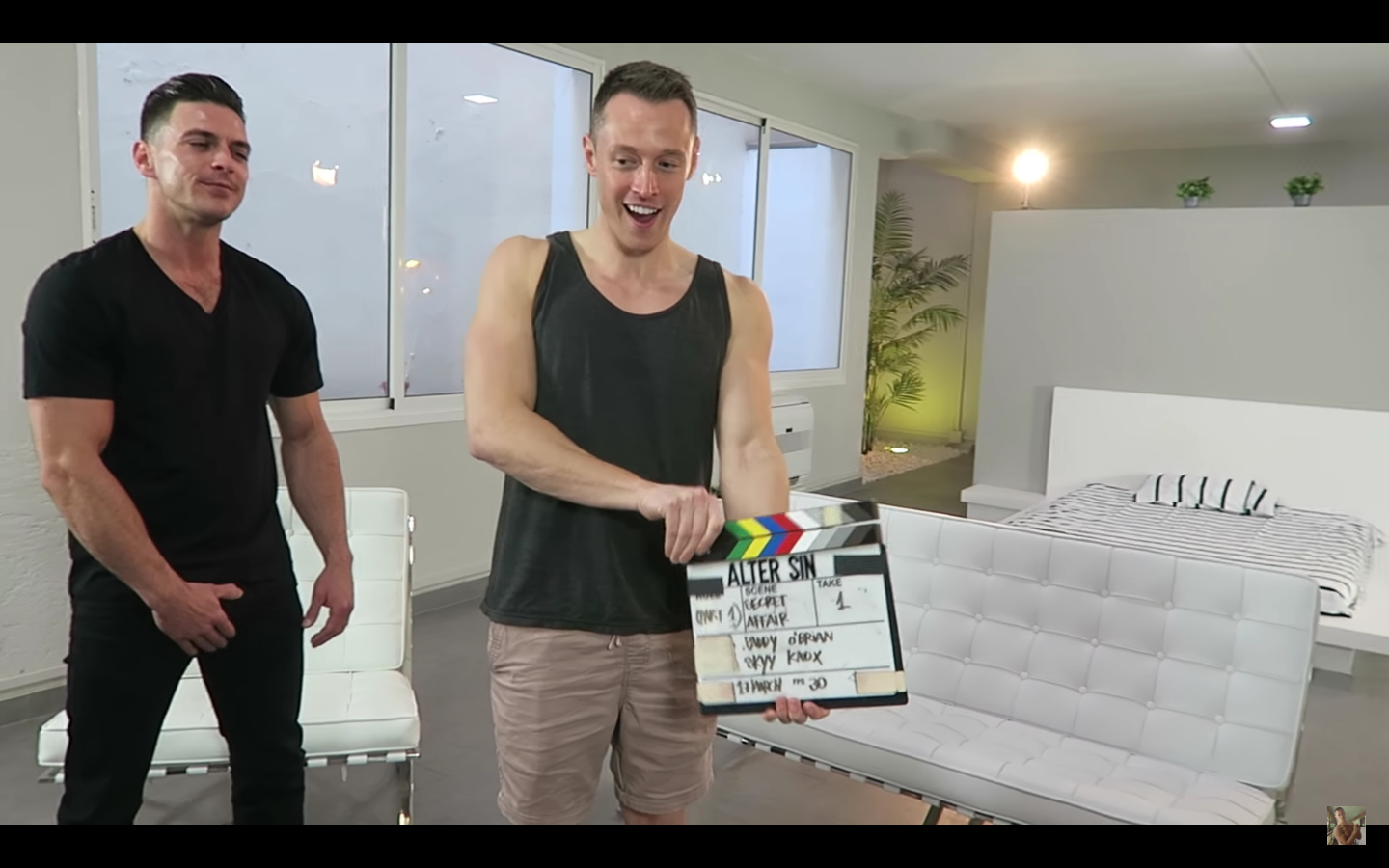 Watch This: Davey Wavey On A Porn Set