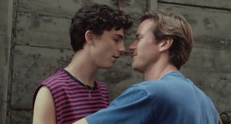 Movie :  'Call Me by Your Name' Trailer