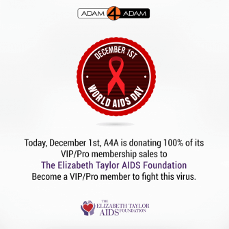 Health: It's World AIDS Day, Donate to Fight HIV/AIDS