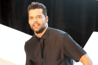 "Ricky Martin on ""Normalizing"" Open Relationships"