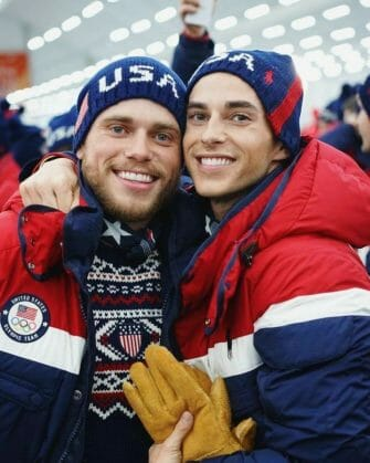 Hotties of the Day: Adam Rippon and Gus Kenworthy