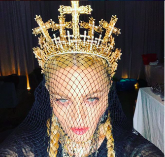 Watch This: Madonna's Met Gala Performance
