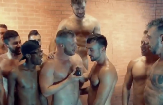 Watch This: Gay Porn Stars Get Engaged After Orgy