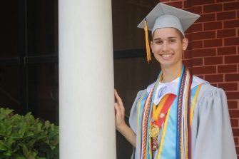News: Gay Homeless Teen on His Way to Georgetown University