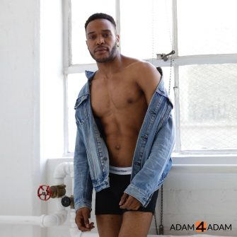 Hottie of the Day: Meet Terrance Evers, Model and Music Lover