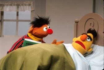 TV: Writer Says Bert and Ernie Are a Couple
