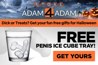Sex Toys: Get These Free Halloween Treats!