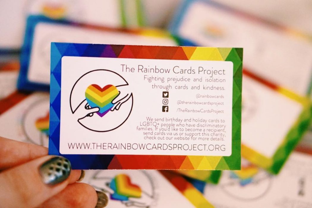 The Rainbow Cards Project Adam4Adam