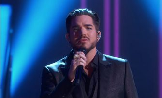 "Watch This: Adam Lambert Sings Cher's ""Believe"""