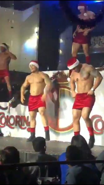 Watch This: Sexy Santas Heat Up Christmas (NSFW)
