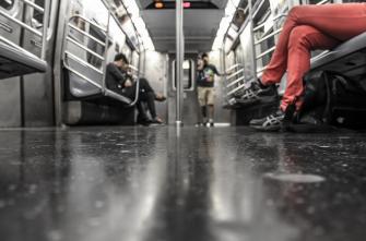 Fantasy: Sex on Subway Train