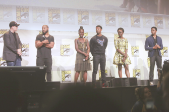 "Entertainment: Celebrate Black History Month with ""Black Panther"""