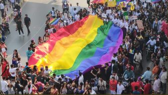 Watch This: Mumbai Celebrates Queer Azaadi March 2019 with Pride